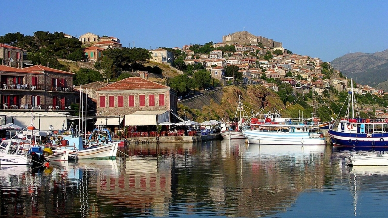 Midilli Island