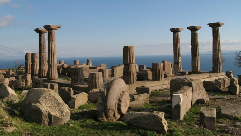 Assos Antik Şehir